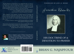 Book Cover for Jonathan Edwards-His Doctrine of & Devotion to Prayer