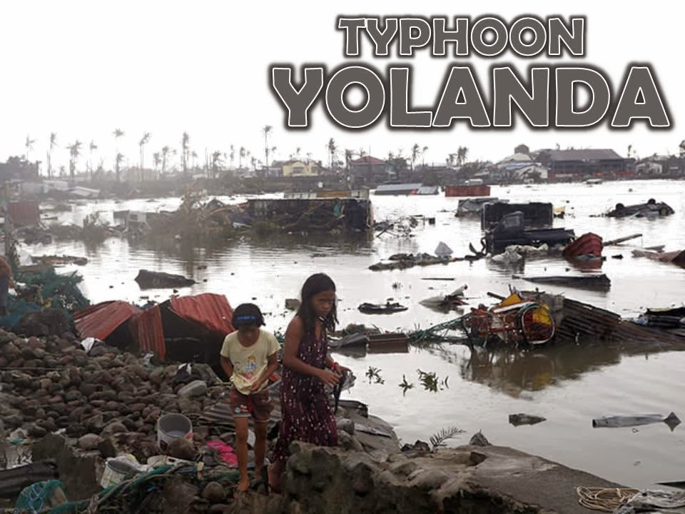 typhoon yolanda Typhoon haiyan (yolanda) with gusts of wind reaching 350 km/hr there was nothing people could do but wait and see if anything was left of their homes after the storm passed.