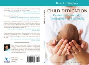 Child Dedication (book cover)