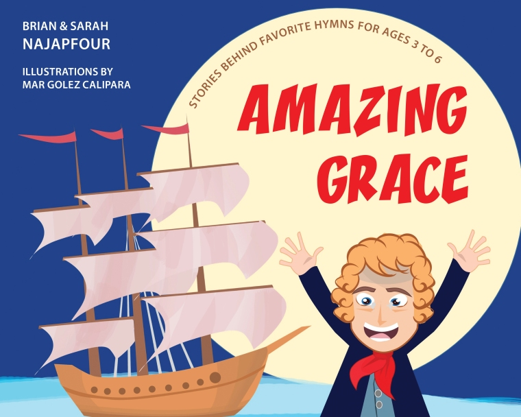 Amazing Grace (front cover)