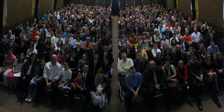 Congregation picture